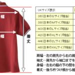 フレッドペリー ポロシャツ サイズ感をサイズ表に合わせてご紹介