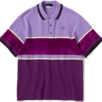 フレッドペリー ポロシャツで紫色を探しているならコレ
